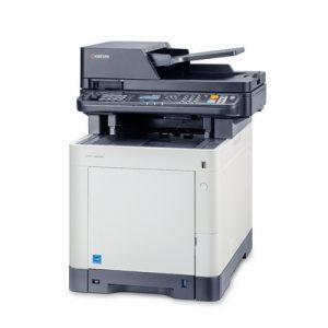 KYOCERA M6030cdn – Multifuncional Laser Collor A4