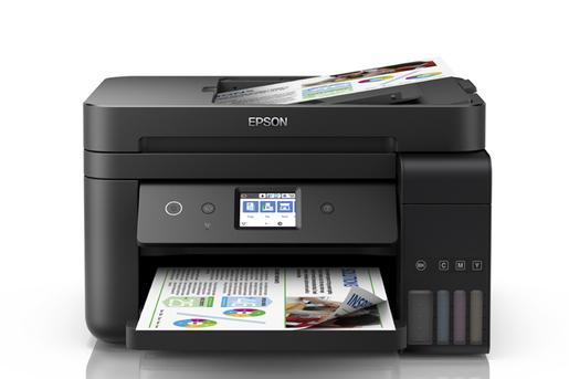 EPSON L6191 – Multifuncional Jato de tinta profissional A4